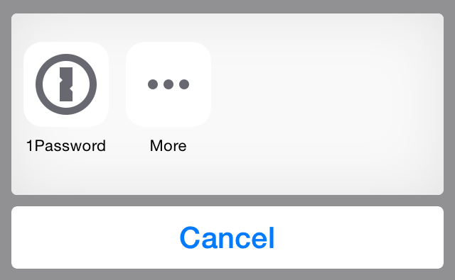 1Password 5 Touches New Heights in iOS 8 - TidBITS