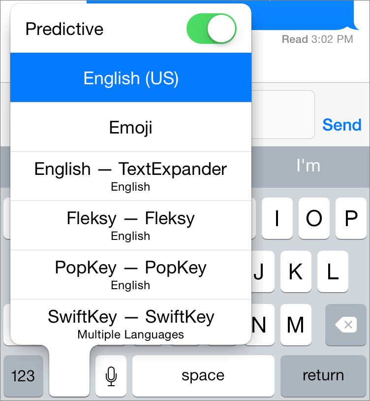 iOS 8 Third-Party Keyboards Explained and Reviewed - TidBITS
