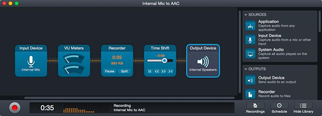 Audio Hijack 3 Bumps Up the Volume - TidBITS