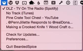 BeardedSpice Gives You Control of Your Mac's Media Keys