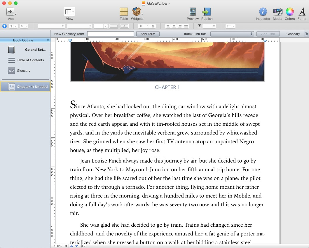 Updates Expand iBooks Author's Reach - TidBITS
