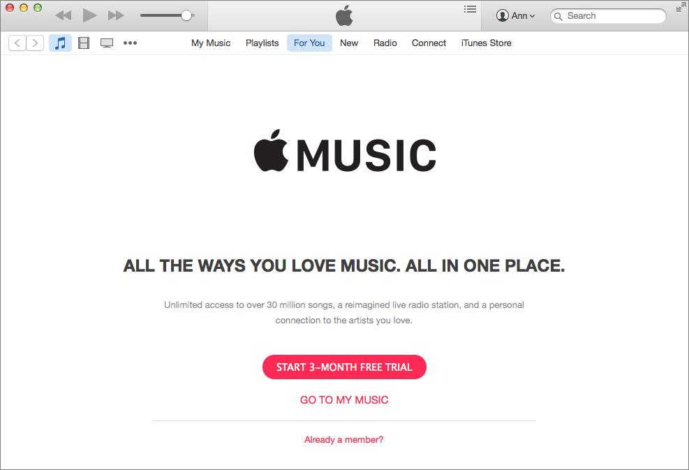 iTunes 12 2 - TidBITS