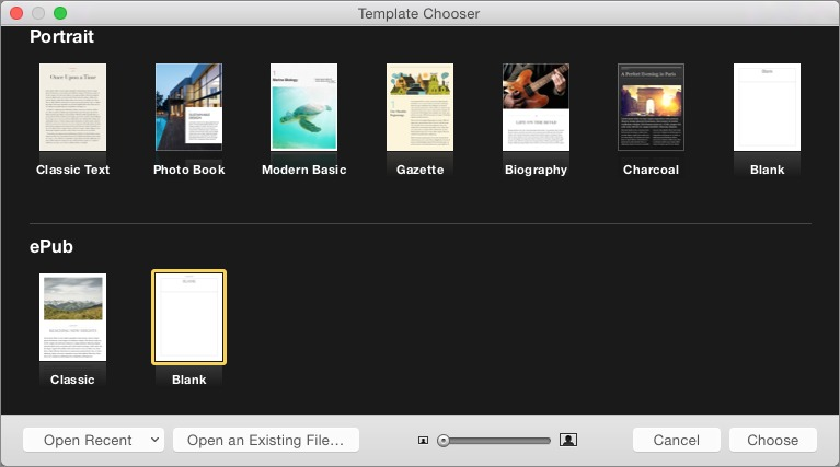 Updates Expand iBooks Author\'s Reach - TidBITS