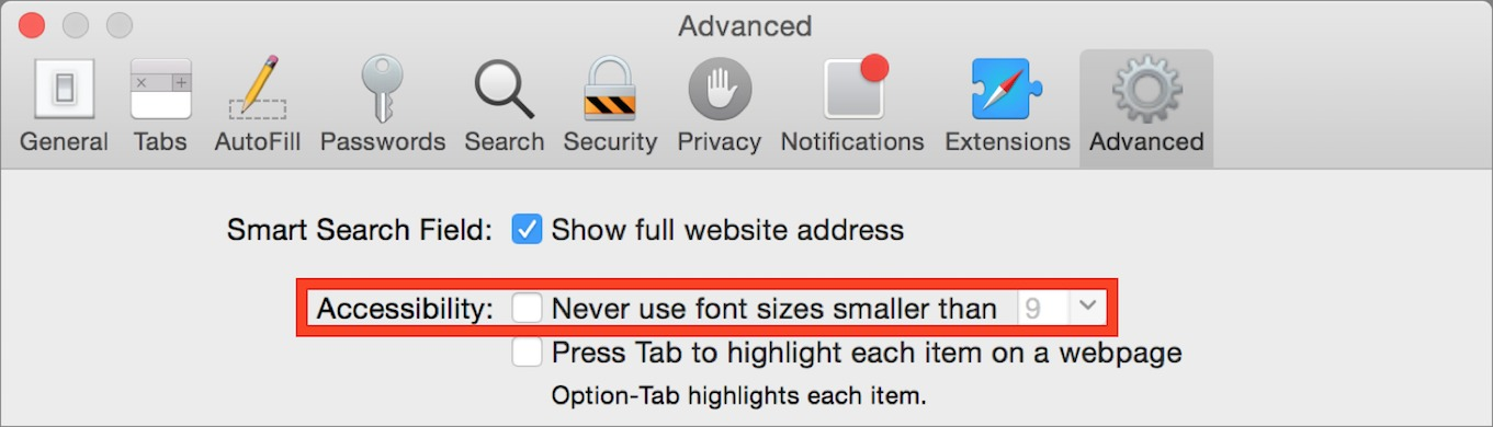 Fixing Garbled Fonts on Apple Support Pages - TidBITS
