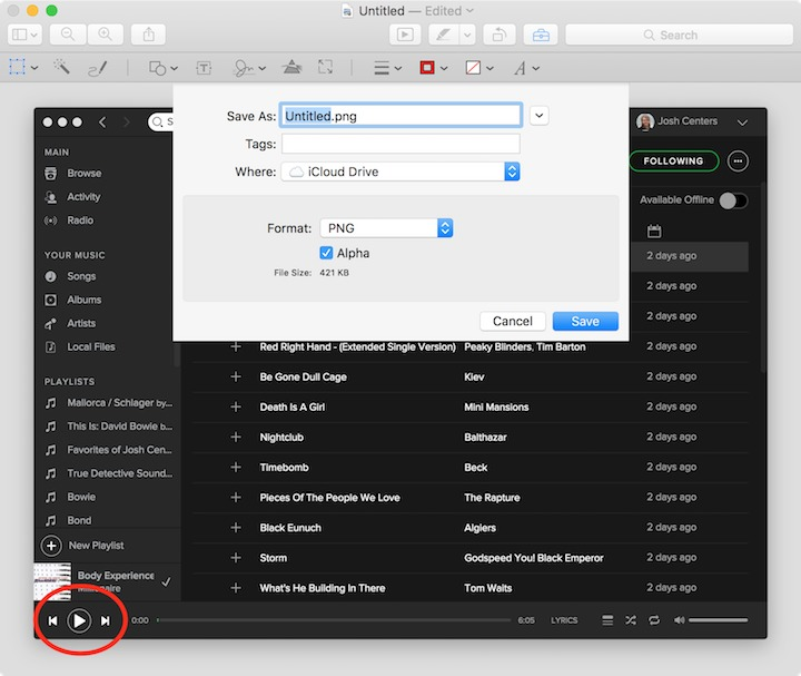 The Power of Preview: Pulling Files into Preview - TidBITS