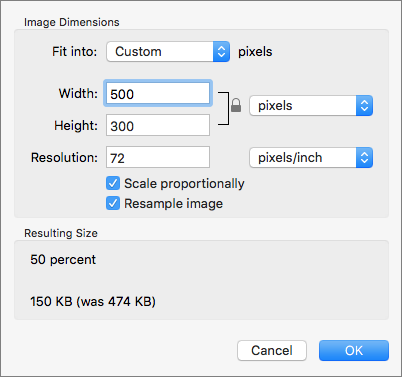 The Power of Preview: Cropping and Resizing Images - TidBITS