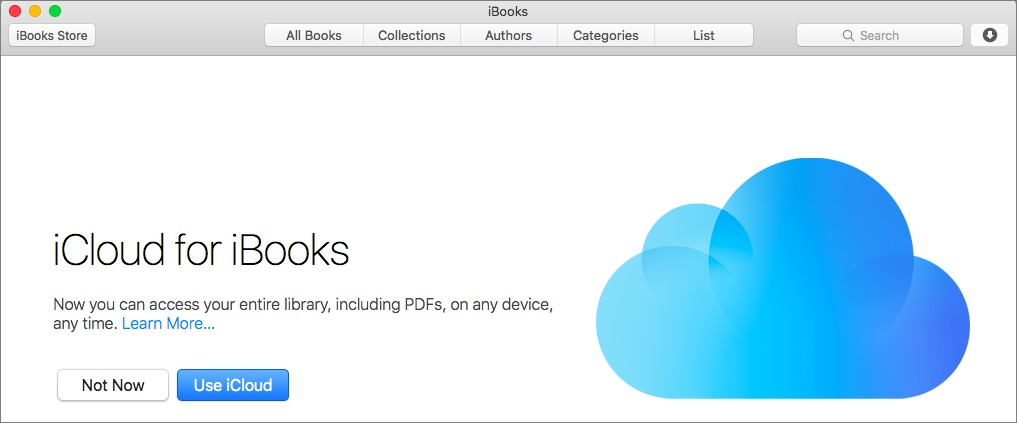 iBooks with iCloud Drive Is Unreliable and Confusing - TidBITS