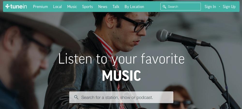 TuneIn to Radio Stations Worldwide, Plus Sports and Audiobooks - TidBITS