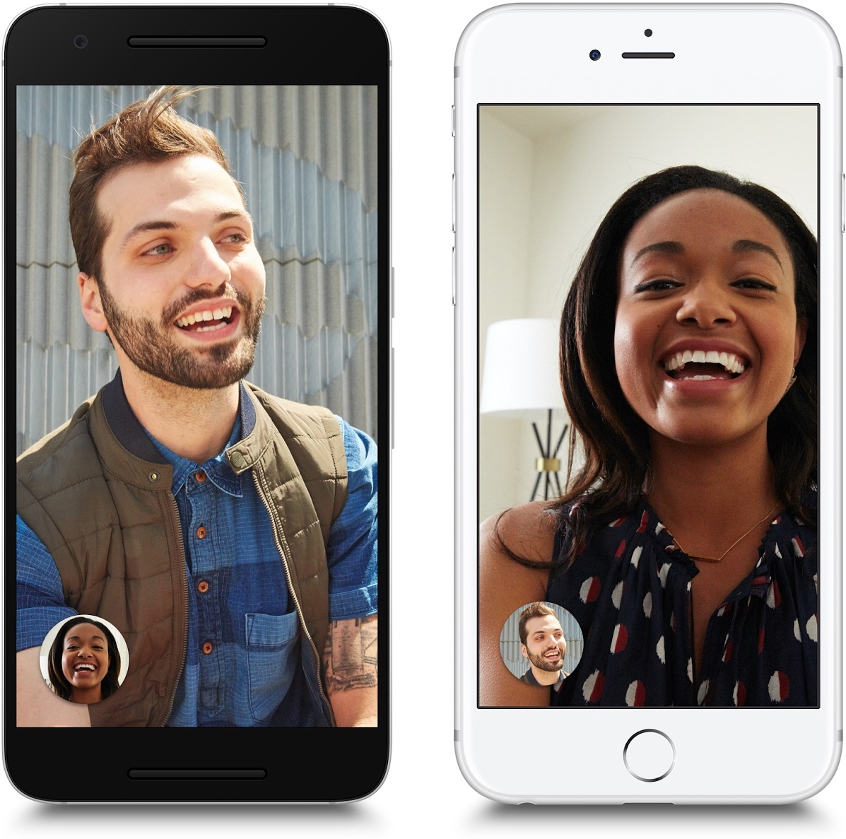 Google's Duo Video Chat App Links iOS and Android - TidBITS