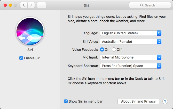 "How to Enable ""Hey Siri"" in macOS 10 12 Sierra - TidBITS"