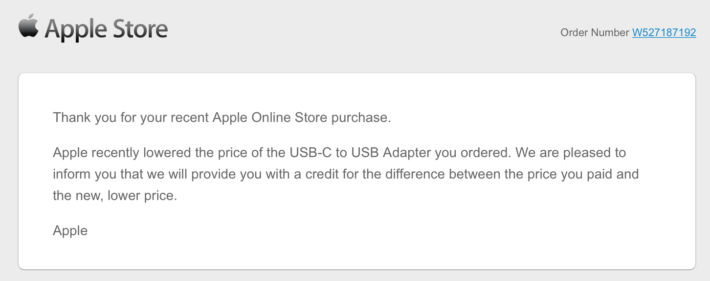 Responding to Complaints, Apple Drops Adapter and Monitor