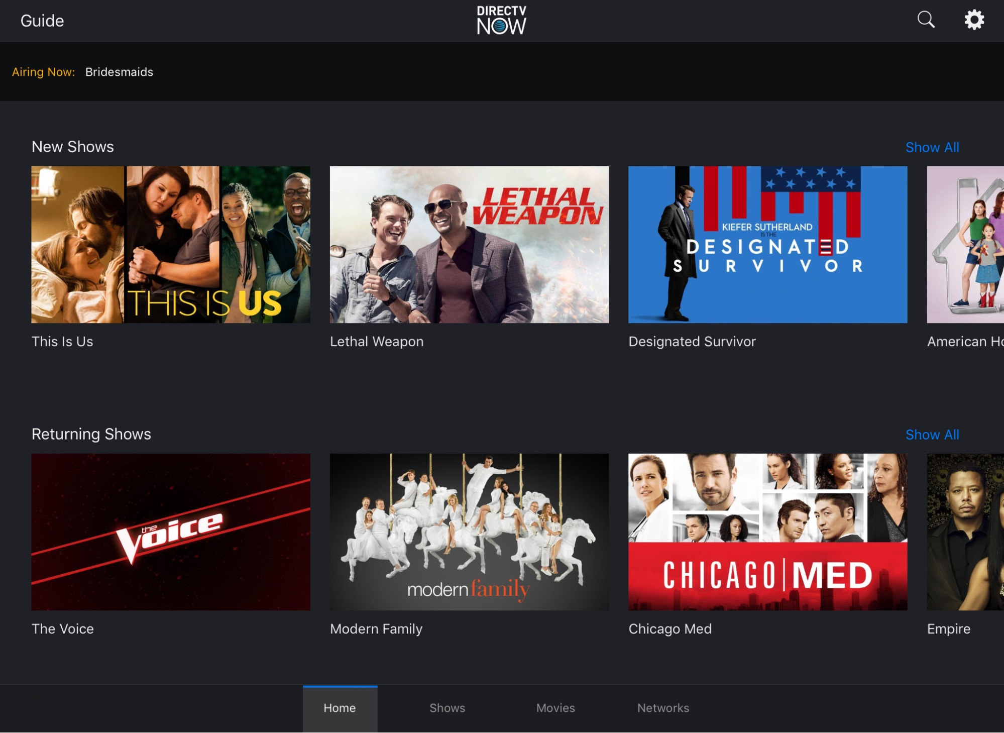 DirecTV Now Joins the Scrum of Cord-Cutting TV Services