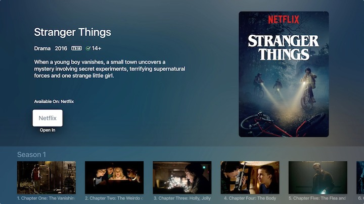 Clearing up Confusion about Netflix and the TV App - TidBITS