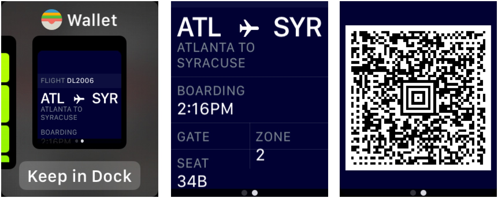 How To Set Up And Use Airline Boarding Passes In Wallet Tidbits