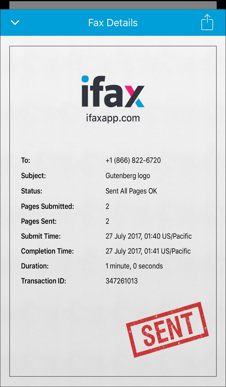 send and receive faxes cheaply with the right ios app tidbits
