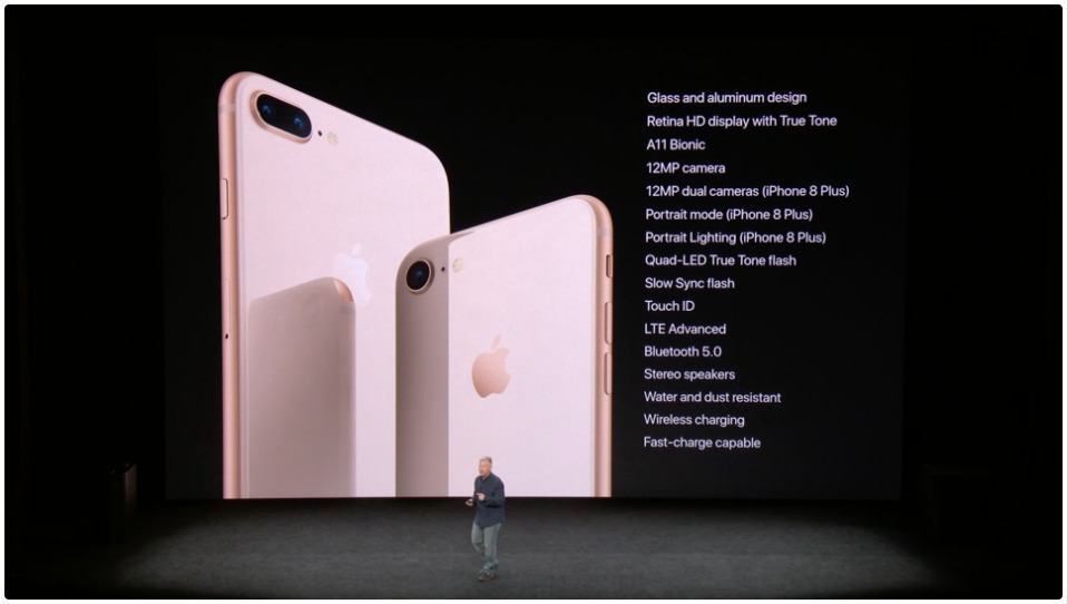 new arrival 8b2d6 4c7a3 Apple Introduces iPhone 8, iPhone 8 Plus, and iPhone X - TidBITS