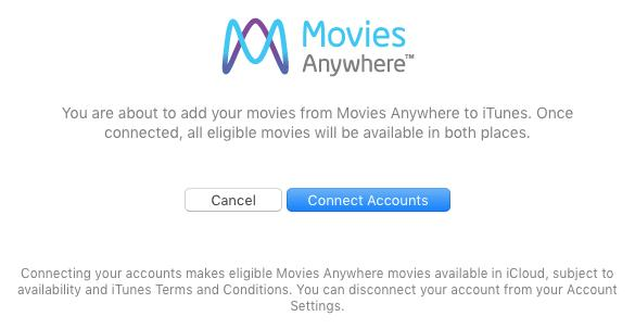 Movies Anywhere Frees Your Films From Platform Lock-In - TidBITS