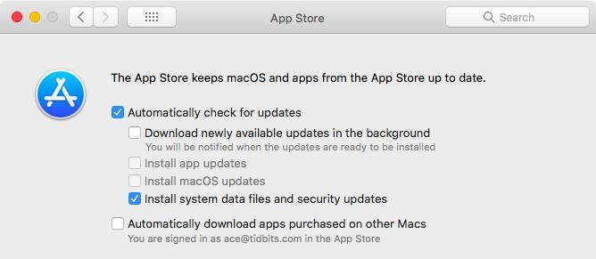 Apple Starts Pushing High Sierra on Unsuspecting Mac Users - TidBITS
