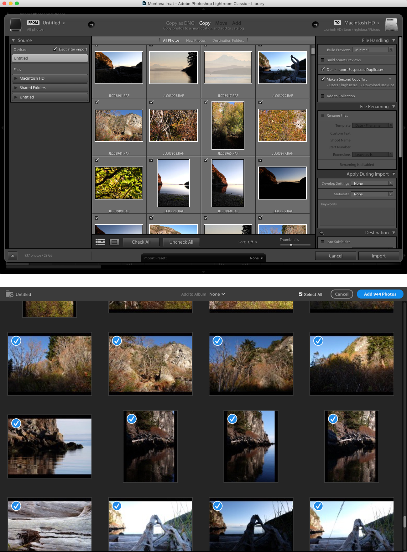 Why Lightroom CC Is a Big Step Up from Apple's Photos - TidBITS Or consider some of the modules in Lightroom Classic, which enable you to  create sophisticated slideshows, Web sites, and book layouts.