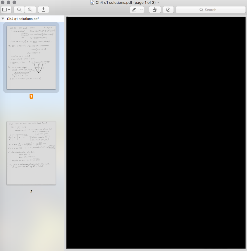 Fixing PDFs Whose Pages Render as Black Rectangles in