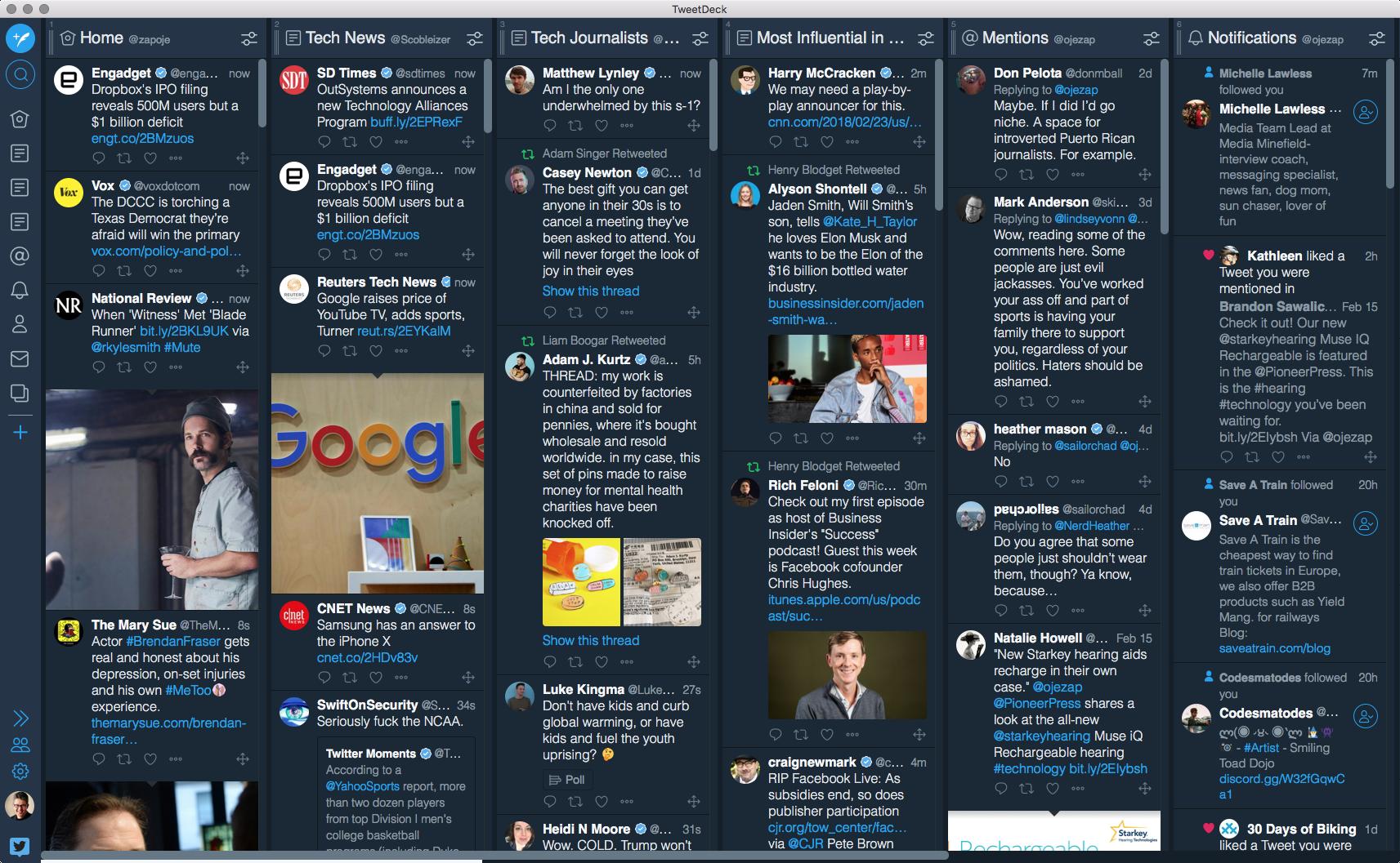 Three Alternatives to Twitter's Now-Defunct Mac App - TidBITS