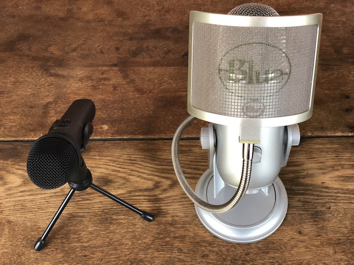 iRig Mic HD 2 vs  the Blue Yeti: A New Entry-Level Microphone Champ