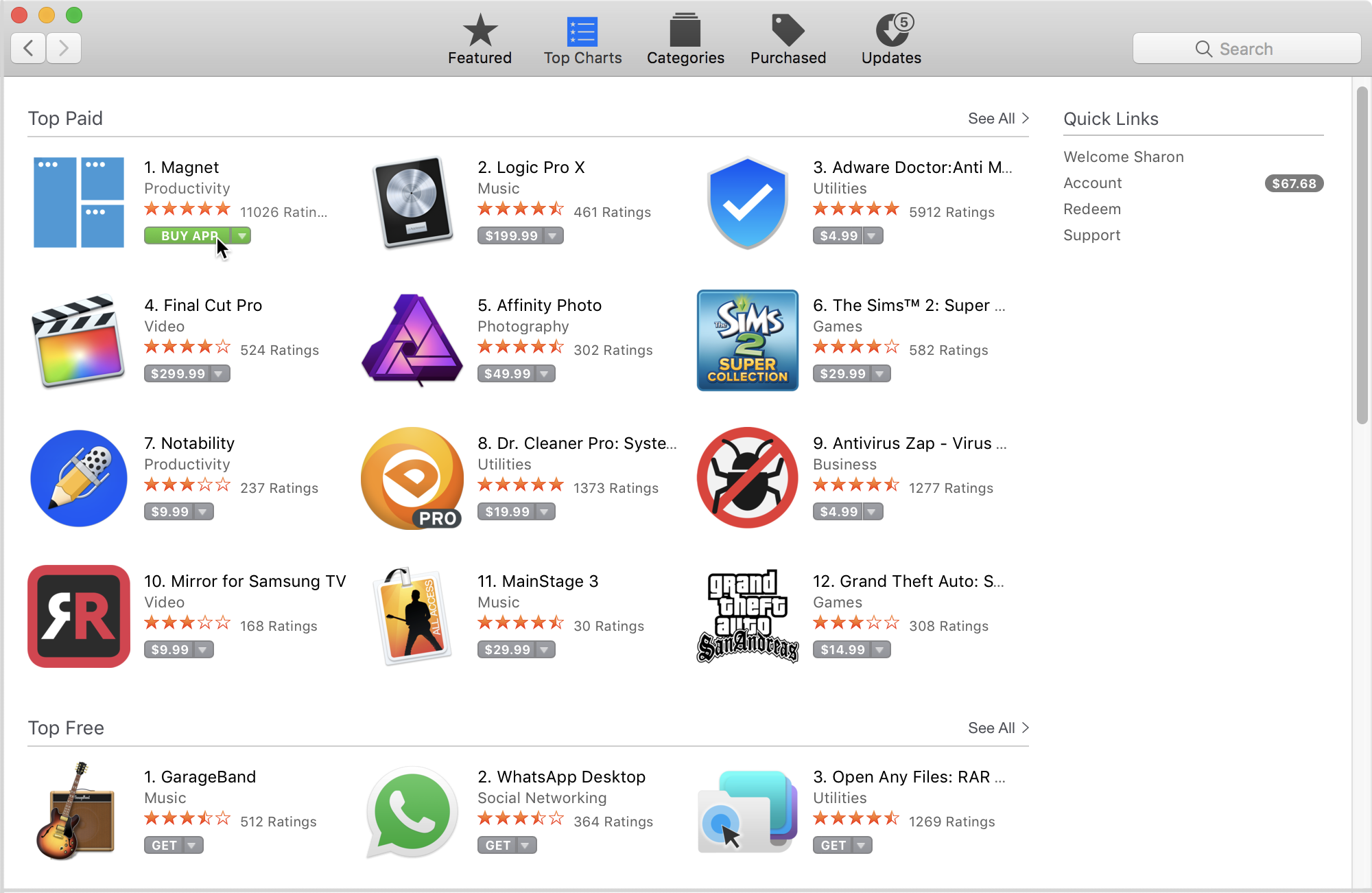 Everything You Wanted to Know about Using the Mac App Store
