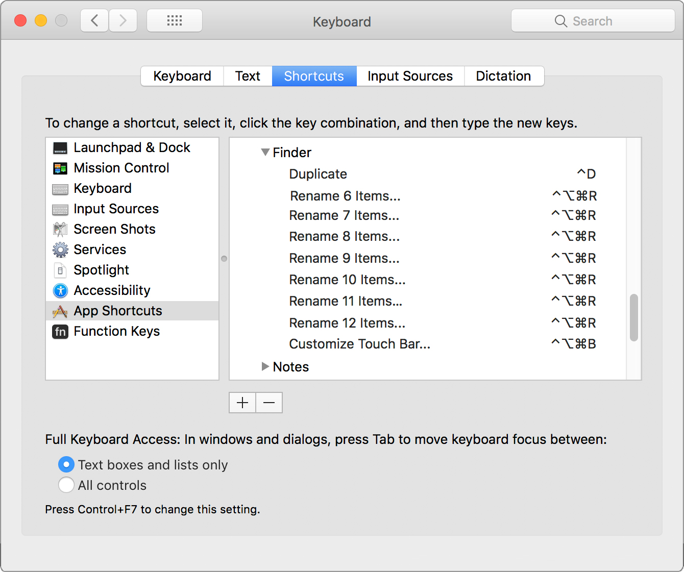 macOS Hidden Treasures: Batch-Rename Items in the Finder
