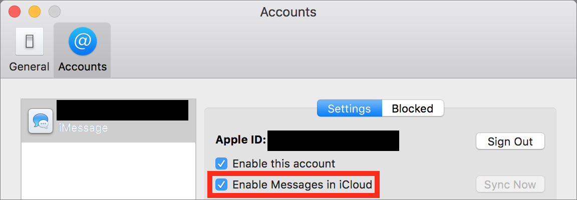 macOS 10 13 5 High Sierra Brings Messages in iCloud - TidBITS