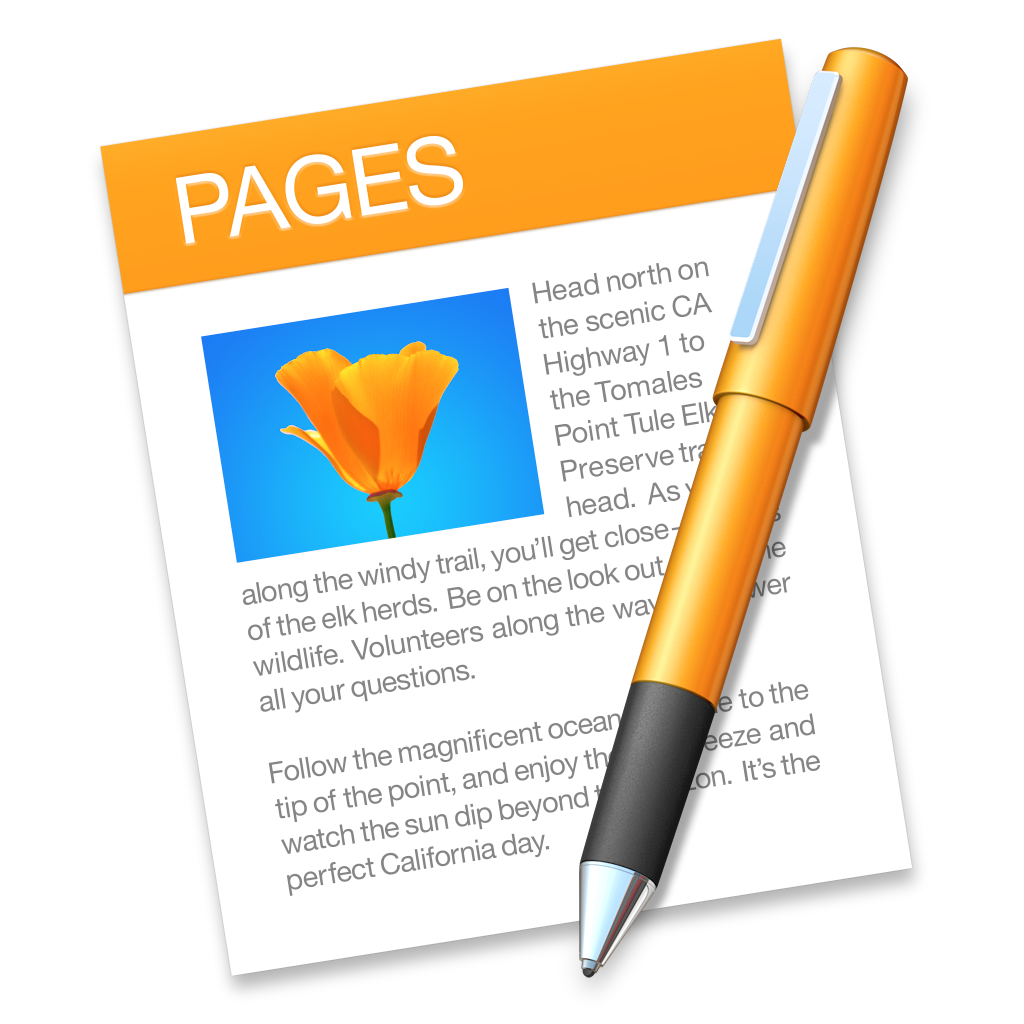 Pages 8.1, Numbers 6.1, and Keynote 9.1