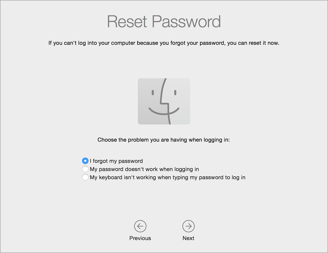 Three Ways to Reset a Lost Admin Password in High Sierra