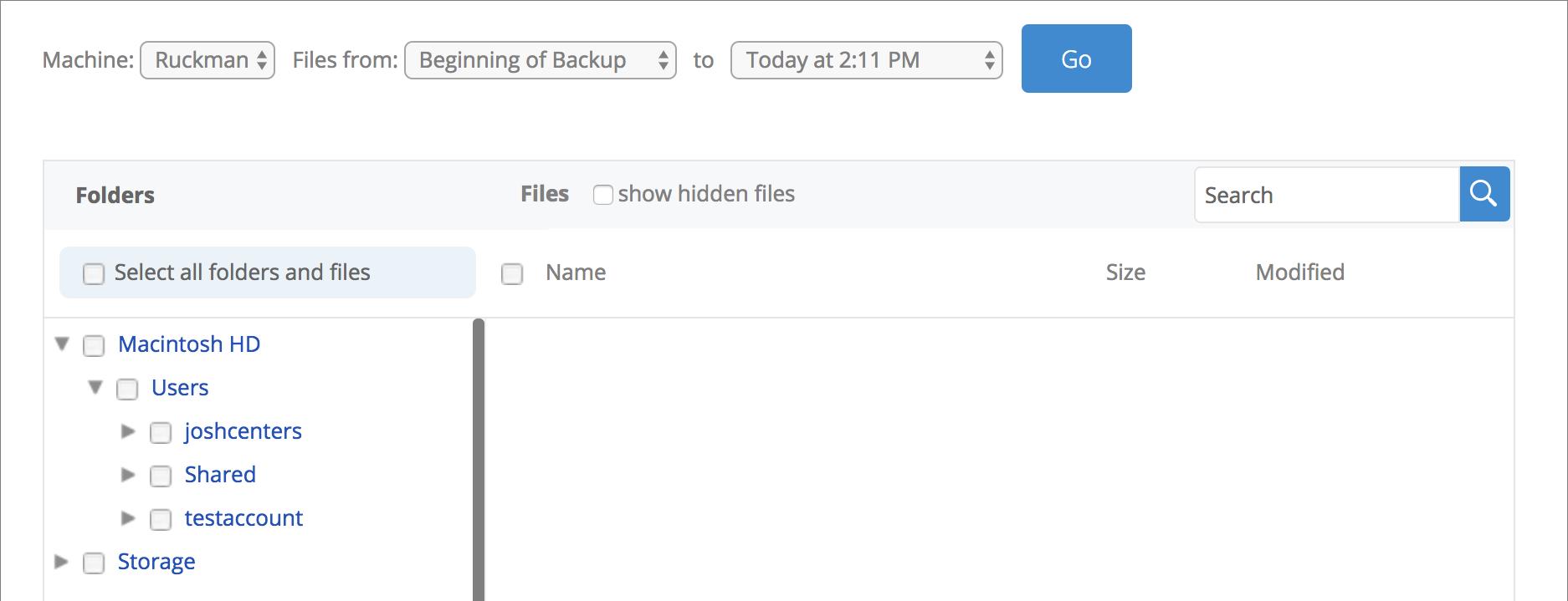 How to Restore Files from Backblaze - TidBITS