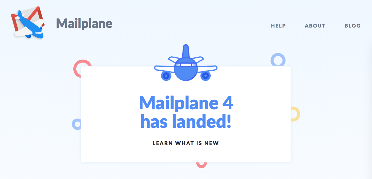 Mailplane Goes Chrome and Adds Features - TidBITS