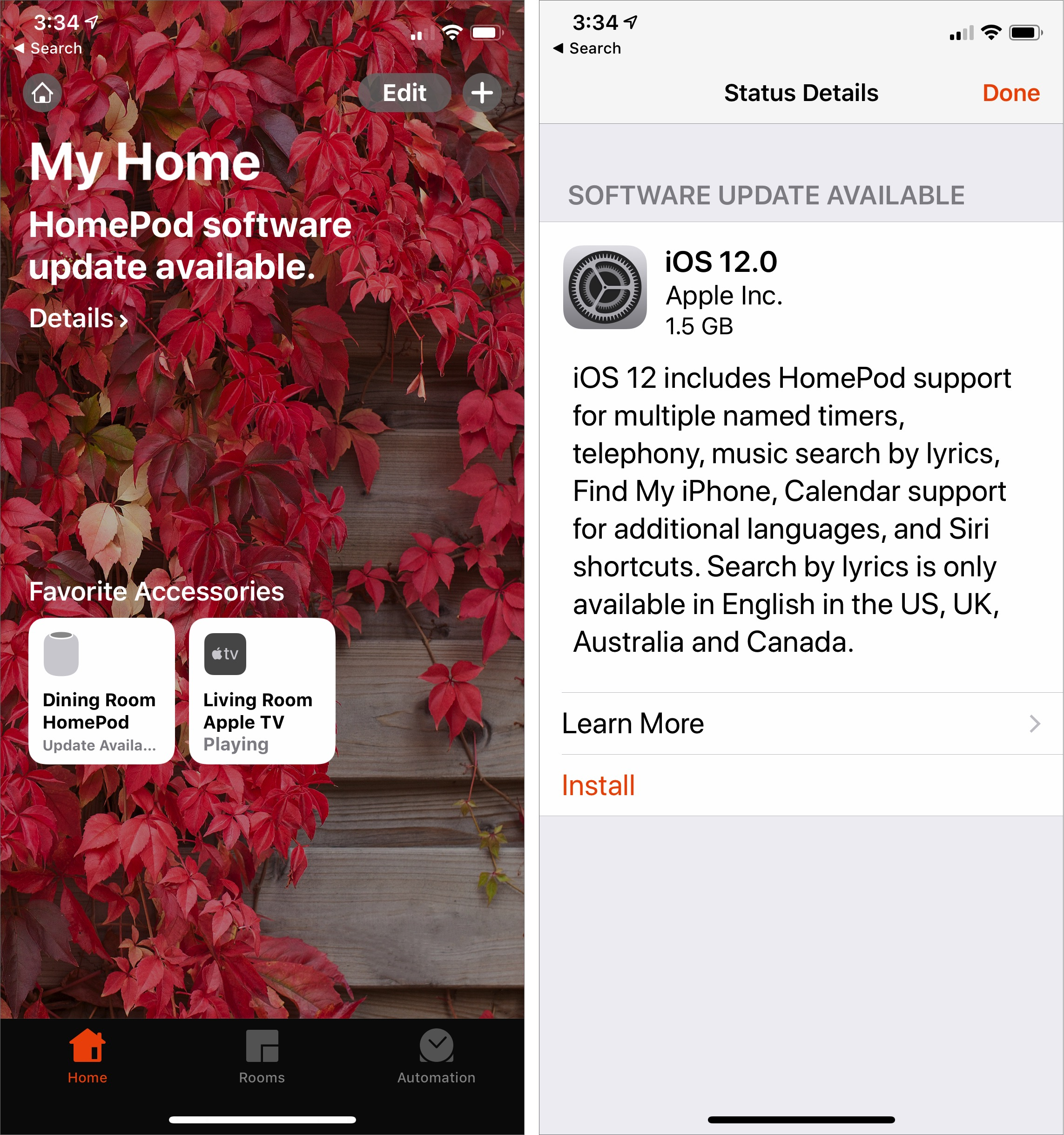 When and How to Upgrade to iOS 12, watchOS 5, tvOS 12, and