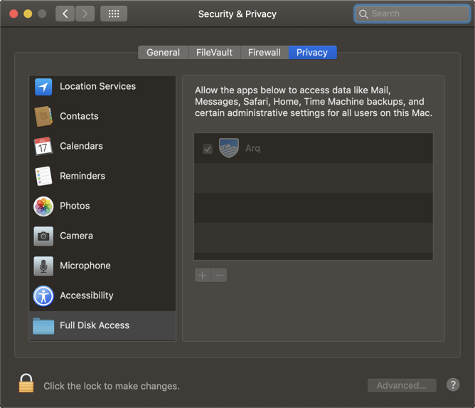 Mojave's New Security and Privacy Protections Face Usability