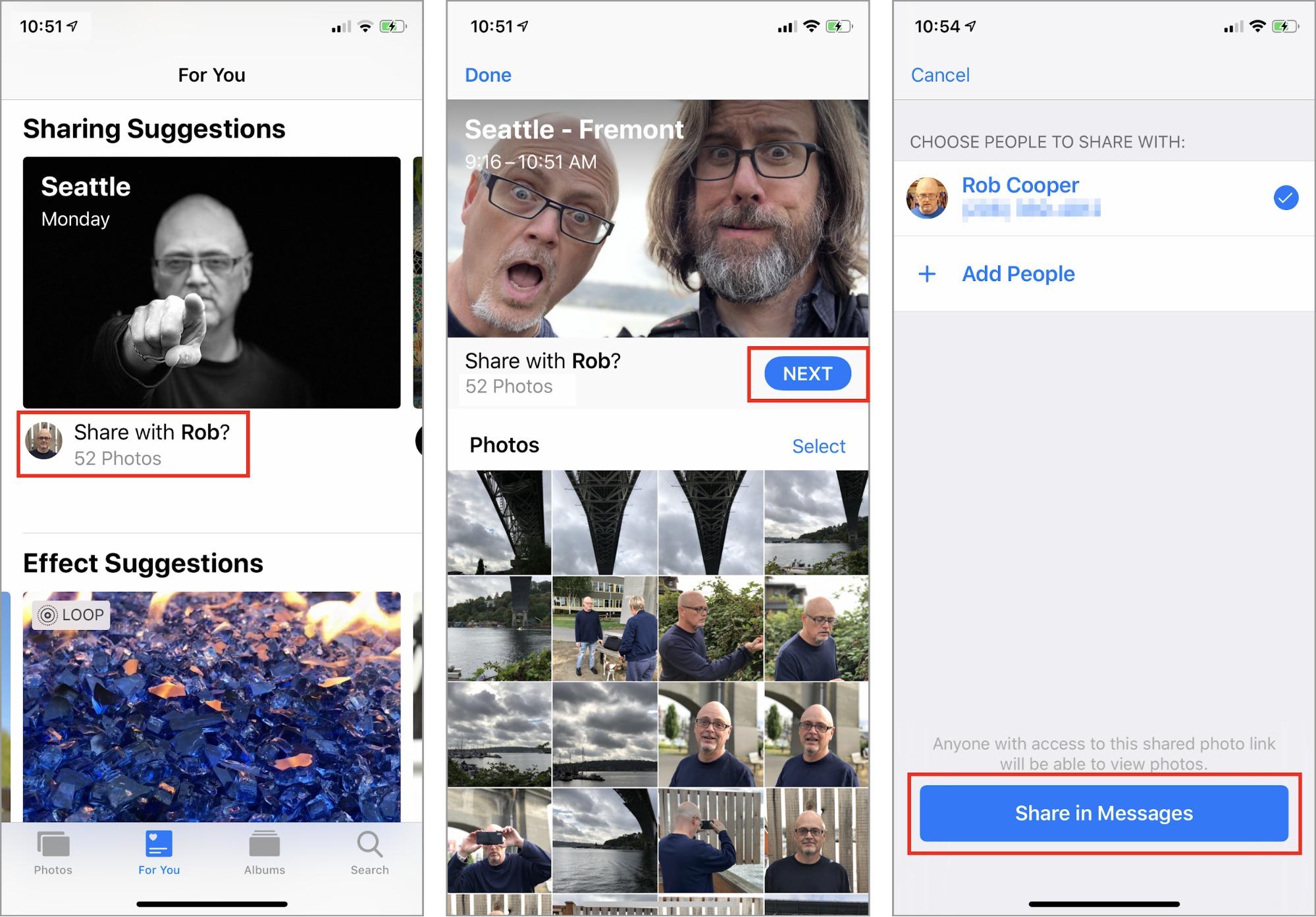 Inside iOS 12: Photos Encourages More Engagement - TidBITS