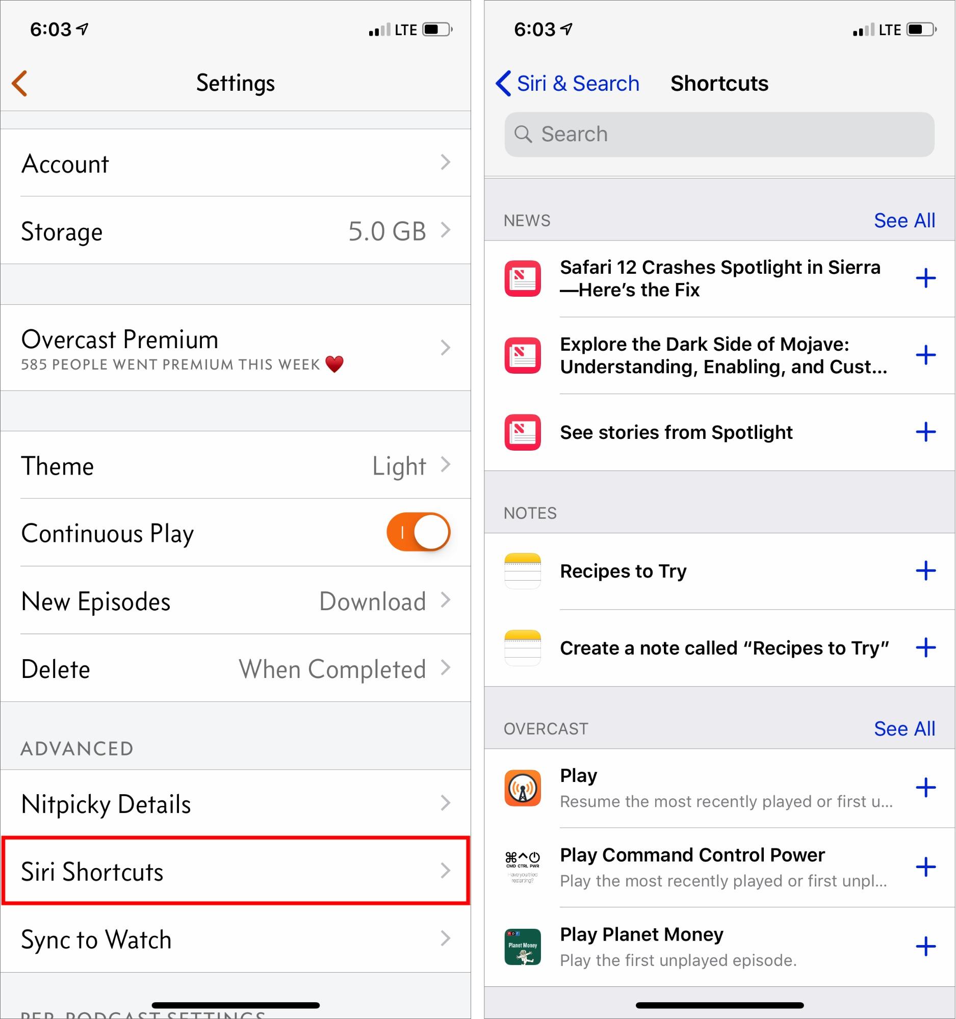 Inside iOS 12: How to Create Siri Shortcuts - TidBITS
