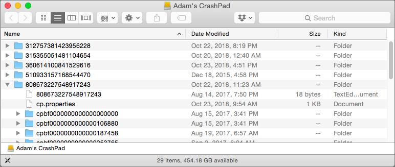 Installing Code42 CrashPlan – Macintosh | University IT