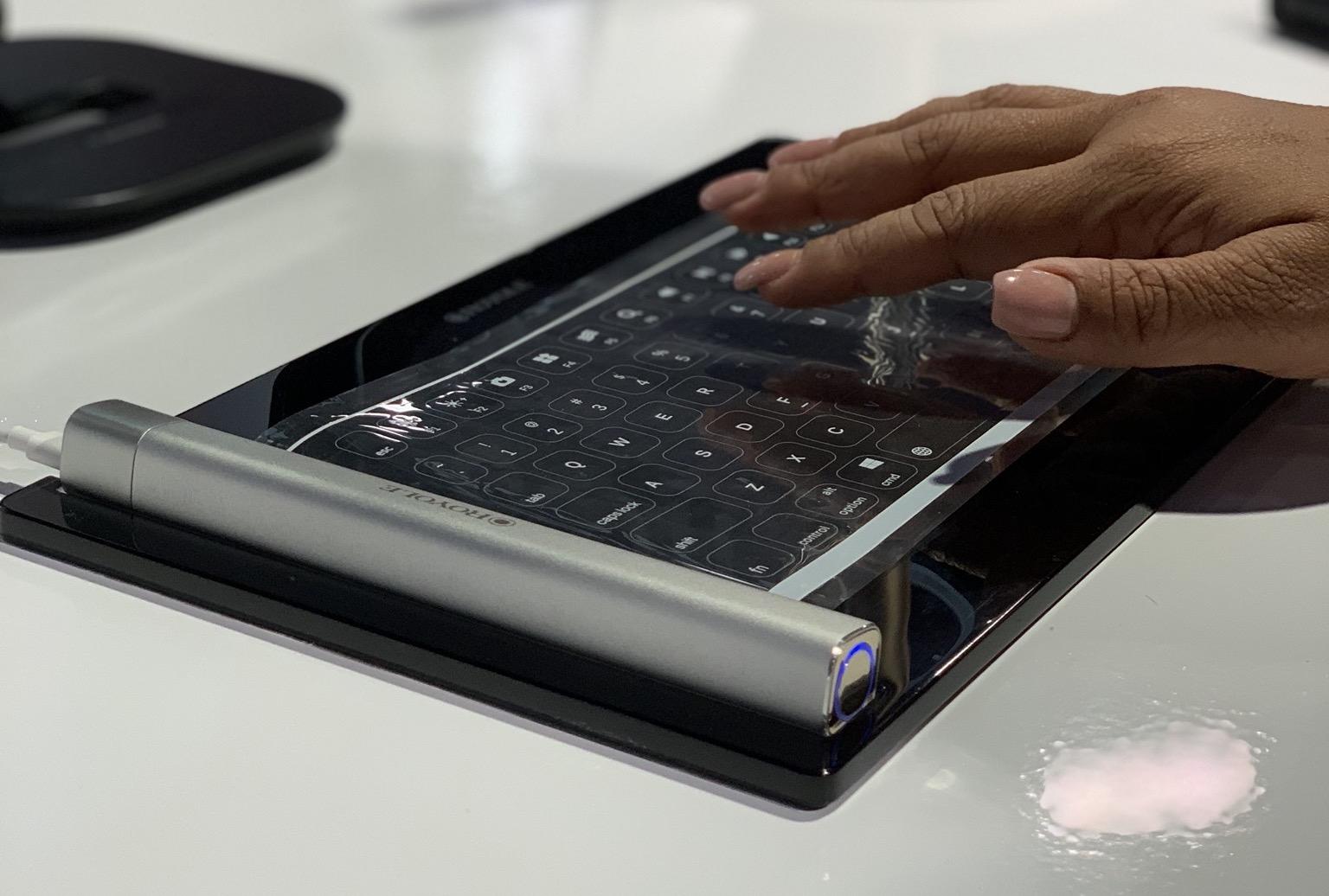 CES 2019: Pepcom Shows Off Futuristic Displays and More - TidBITS