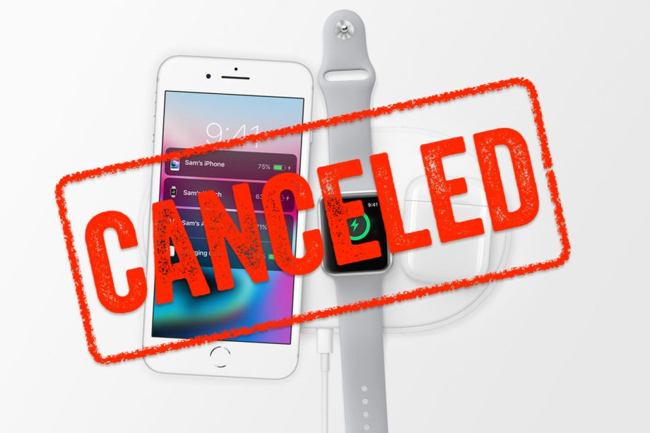 Apple Cancels AirPower, Can't Take the Heat - TidBITS