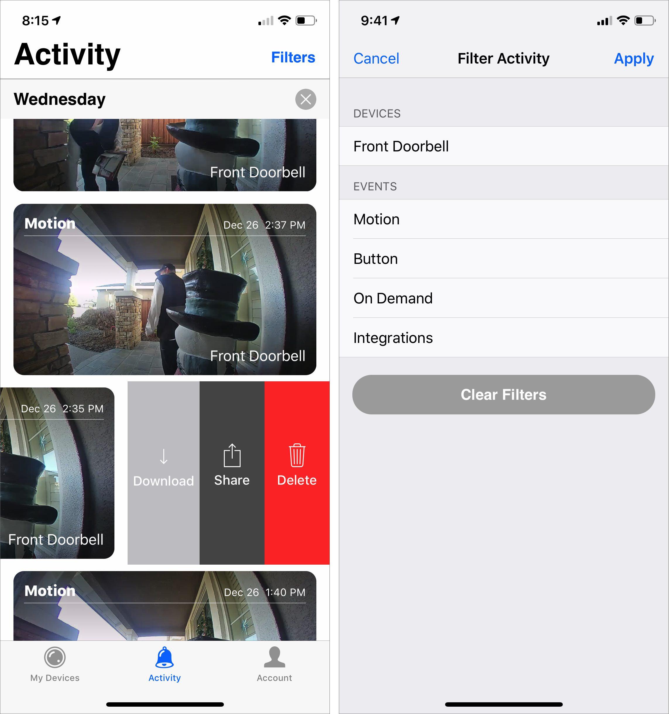 Considering a Smart Doorbell? SkyBell HD Reviewed - TidBITS