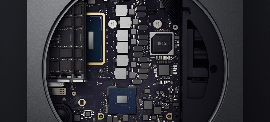 What Does the T2 Chip Mean for Mac Usage? - TidBITS