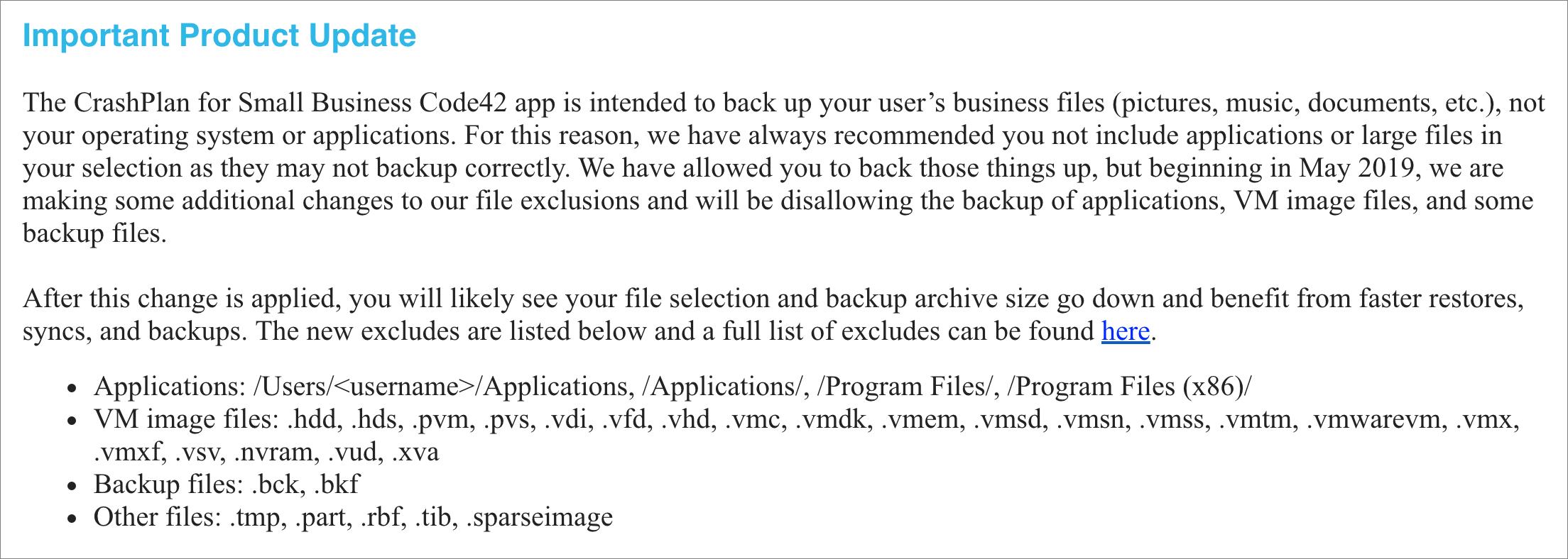 Backing Up VM Image Files to Internet Backup Services - TidBITS