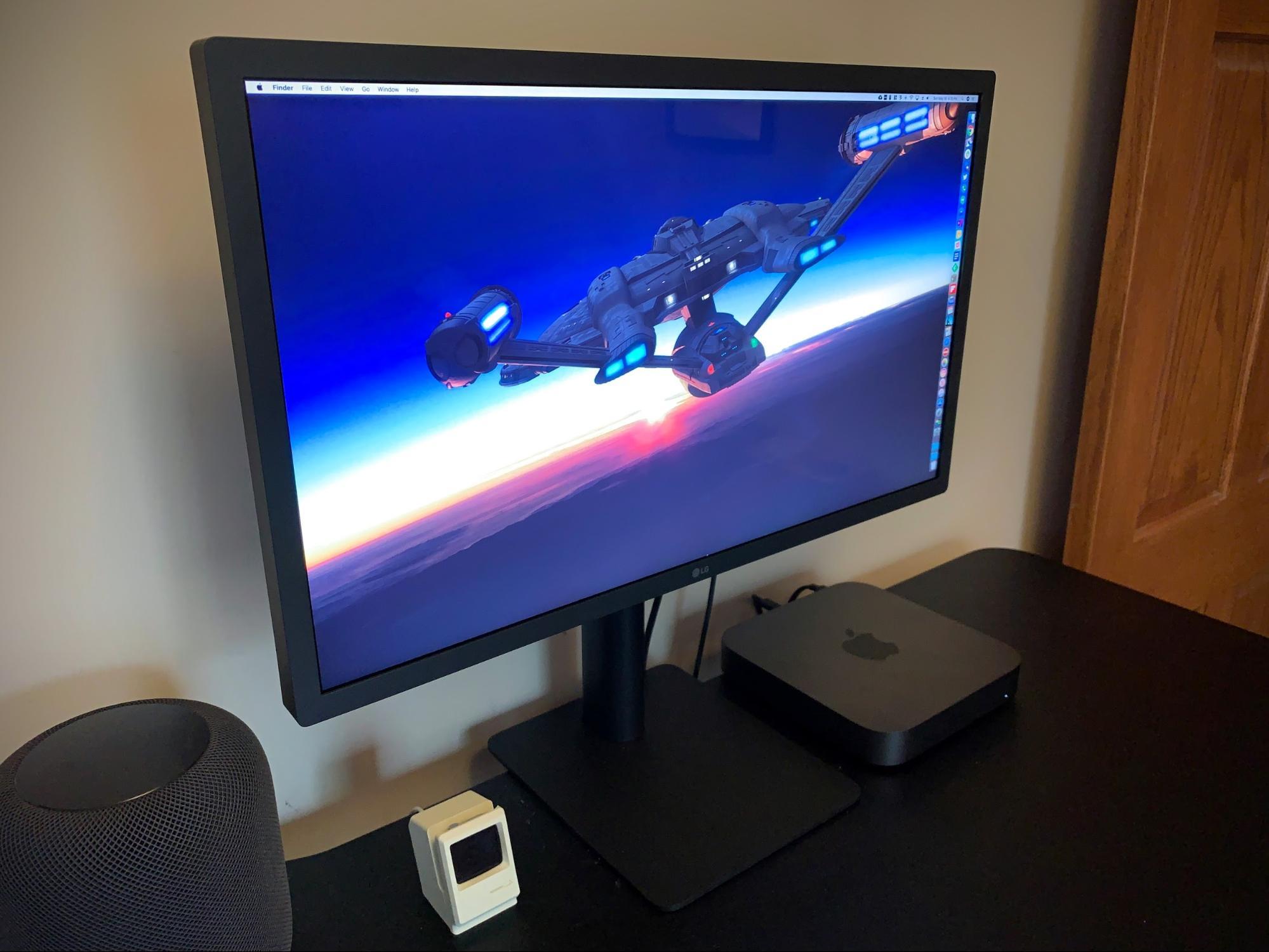 Apple Debuts LG's All-New 23 7-inch UltraFine Display - TidBITS