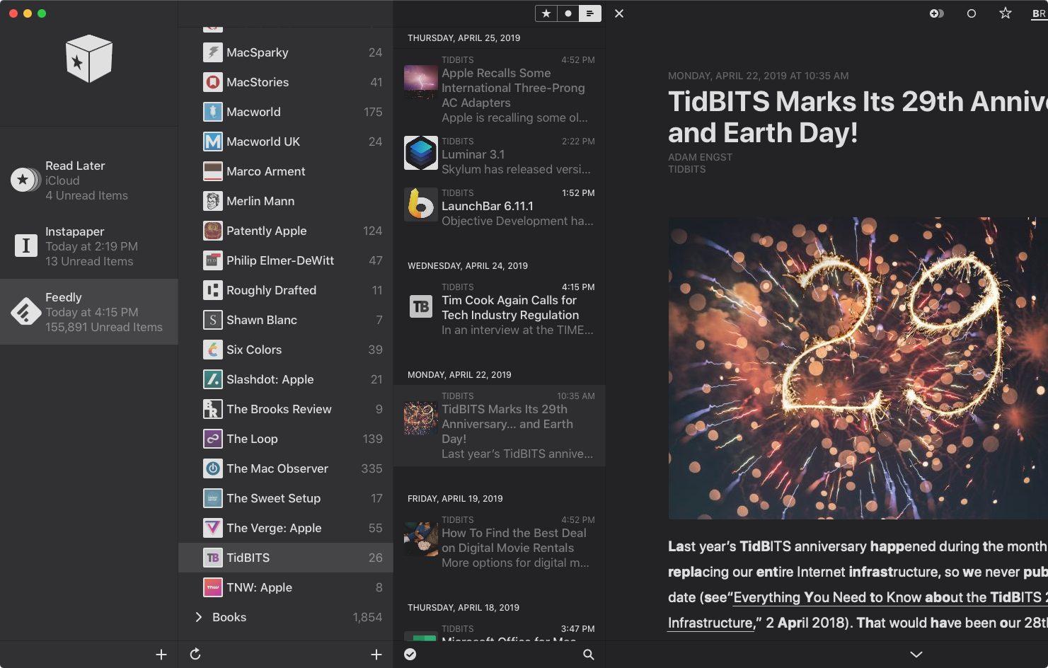 Image result for Reeder 4  app