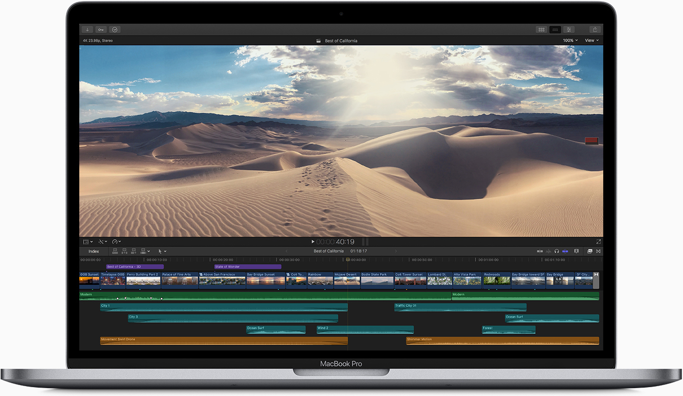 Apple Updates MacBook Pros with 8-core Processors and a Keyboard Fix(?)