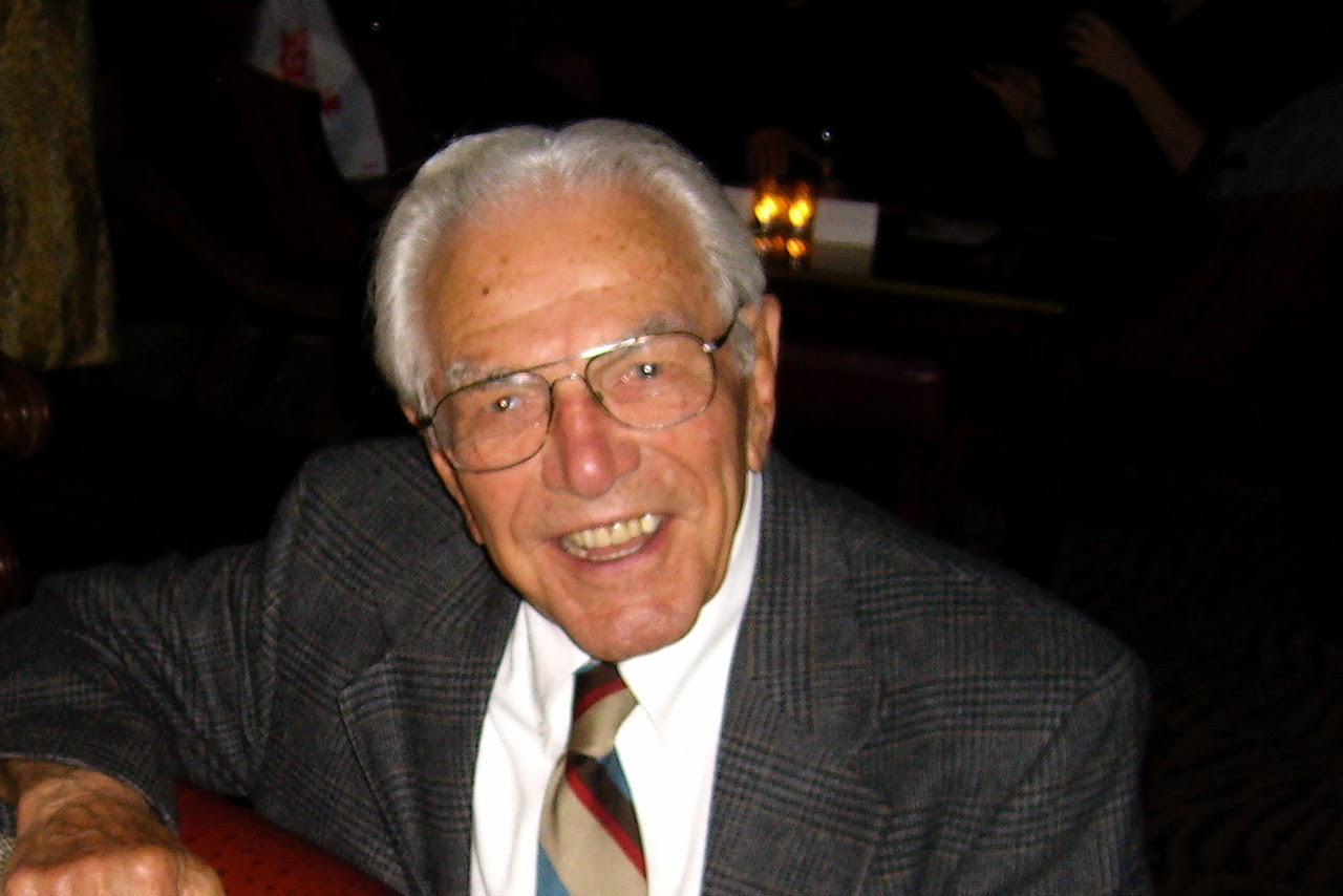 George Jedenoff: A 101-year-old TidBITS Reader
