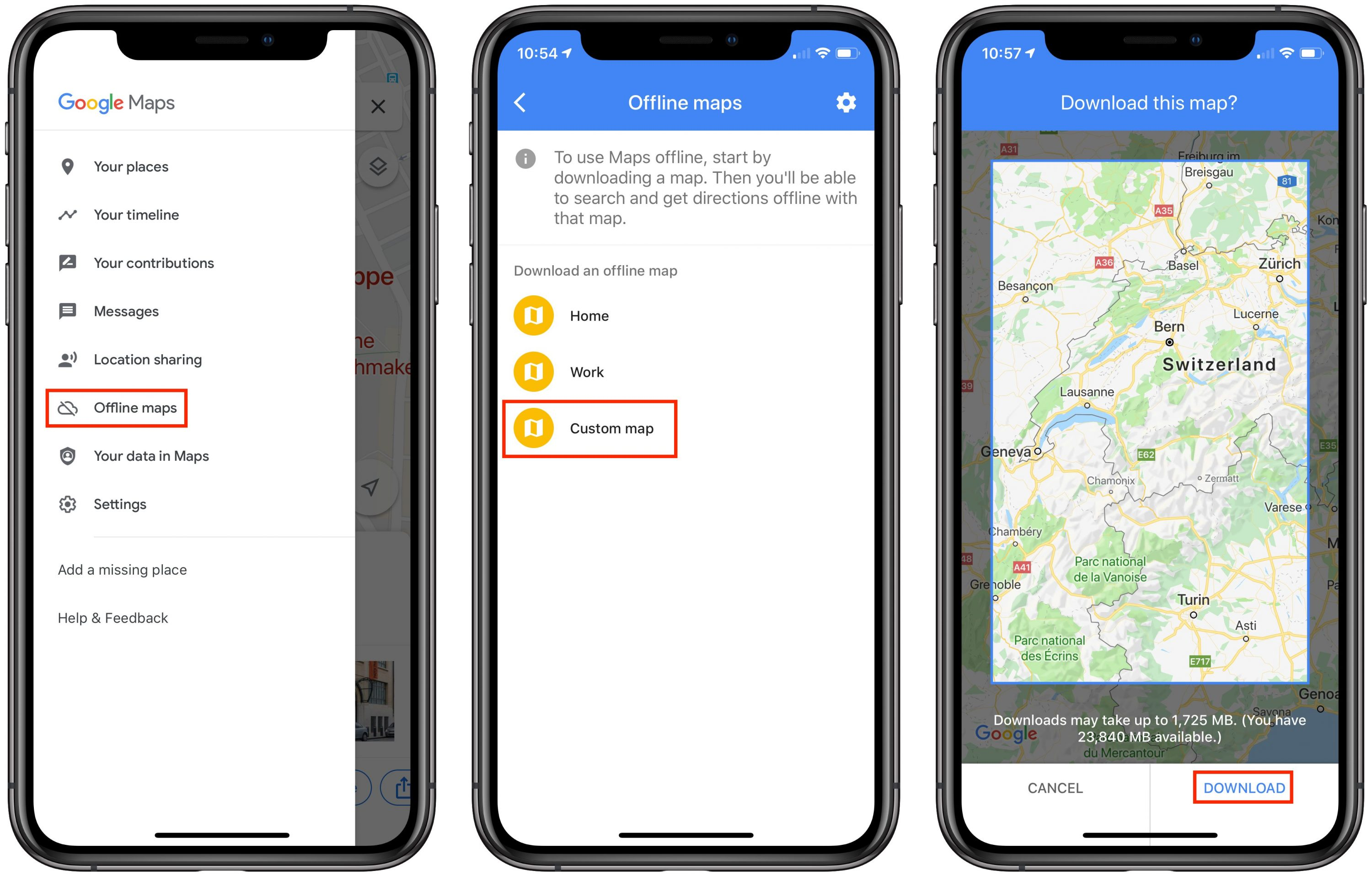 Real-World Observations about Mapping Apps - TidBITS