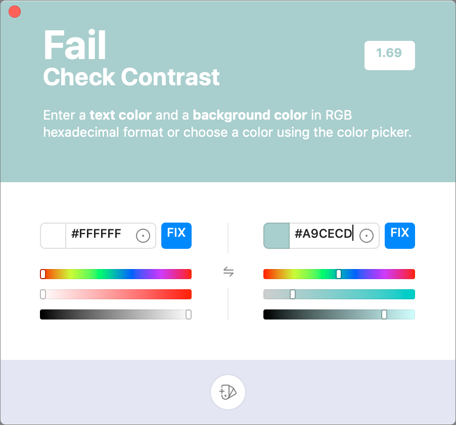 Sip: Smart Color Management for Your Mac - TidBITS