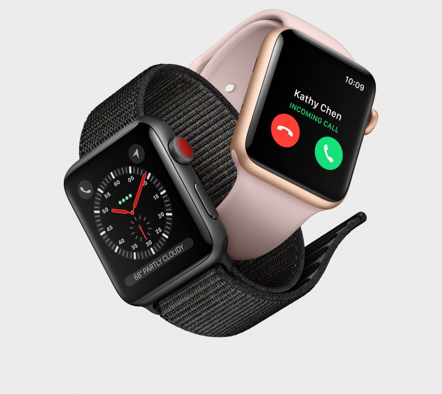 Apple Is Replacing Some Apple Watch Series 2 and 3 Cracked